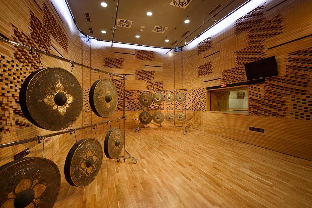 Nahrávací studio JAMU